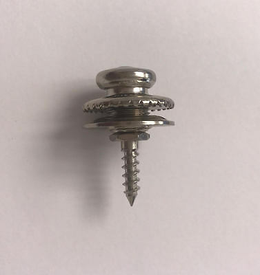 Tenax Fasteners for Boat Canvas, Convertible Cars, or Electric Guitar 40 sets