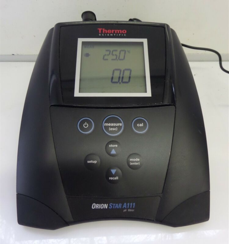 Thermo Orion Star A111 pH Meter