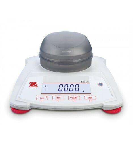 Ohaus, SPX223, Scout Electronic Portable Balance, 220 g x 0.001 g (