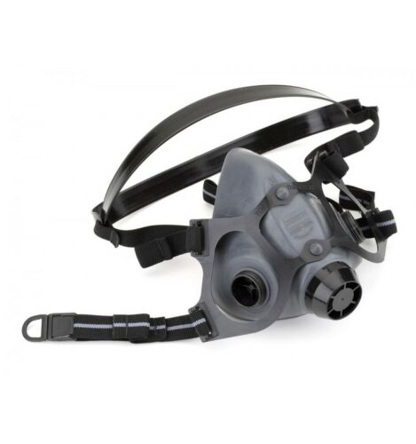 NORTH 5500 Half Mask Respirator  small , medium , or large    NEW !! just in