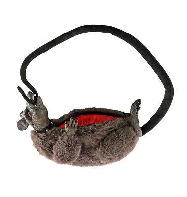 Brunhilda's Rat Purse Halloween Costume Accessory New Katherine's Collection