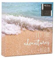 Spiaggia Photo Album Viaggio Famiglia Vacanza Design Contiene 200 10.2x15.2cm - conti - ebay.it