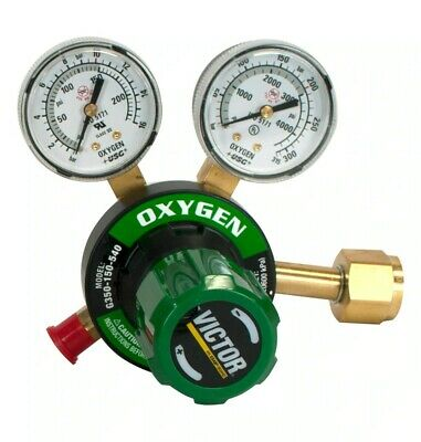 Victor Oxygen Regulator Heavy Duty G350-150-540 0781-9415 G