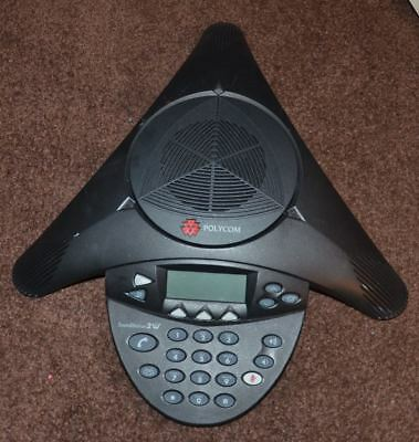 Polycom Soundstation 2w Wireless Conference Phone 2201-07800-001g 2.4ghz Wdtc