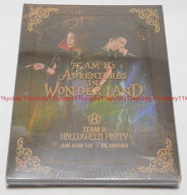 Halloween Party Team H (New JANG KEUN SUK TEAM H HALLOWEEN PARTY 2 DVD Japan POBD-21027)