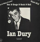 Ian Dury Vinyl
