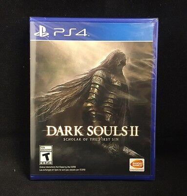 Usado, Dark Souls II: Scholar of the First Sin  (Sony PlayStation 4) BRAND NEW segunda mano  Embacar hacia Argentina