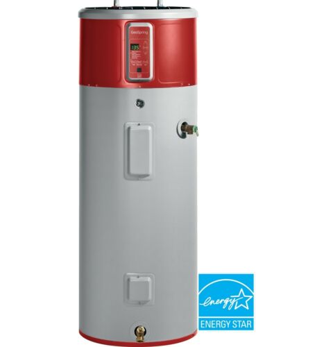GeoSpring 50-gallon Hybrid Electric Water Heater Model #GEH50DEEDSR