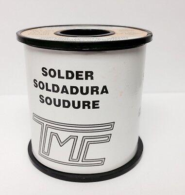 Tmc Solder 6040 .031 0.8mm Solder Wire 0.44lb 24-6040-0031 Made In Taiwan
