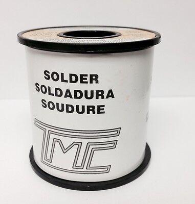 Tmc Solder 6040 .039 1mm Solder Wire 1 Lb 24-6040-40tmc Made In Taiwan