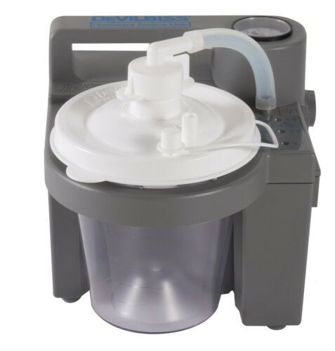 DeVilbiss Portable Suction Aspirator Machine without Battery 7305D-D NEW