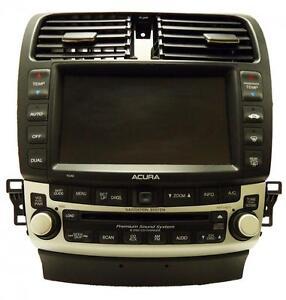 Acura TSX Car Truck Parts EBay - 2004 acura tsx navigation
