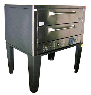 Peerless Ce61pe - 2 Deck Floor Model Electric Pizza Oven