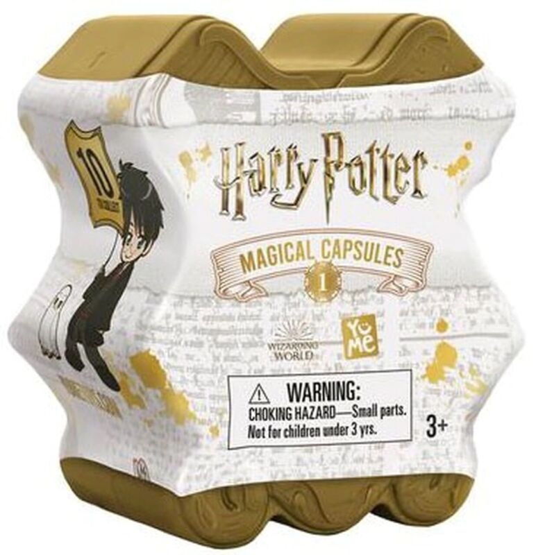 Harry Potter Series 1 Magical Capsules Mystery Pack Ships Fast!