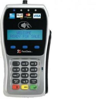 First Data Fd-35 W Smart Card Pin Pad