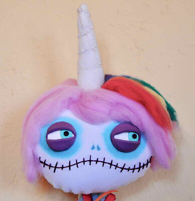 Halloween, Unicorn Girl Doll by Robyn H. Moore, Forever Fall.