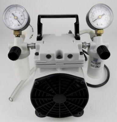 Welch Oil-free Vacuum Pump Model 2522b-01