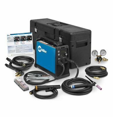 Miller Maxstar 161 Stl 120-240 V X-case Contractor Package 907710001