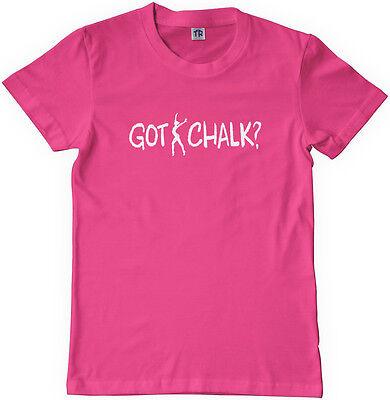 Threadrock Kids Got Chalk Gymnastics Youth T-shirt Gymnast Humor - Gymnastics Youth T-shirt