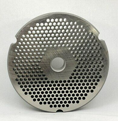 32 Speco Meat Grinder Plate With 18 Holes - Reversible Hubbed Plate - 1022