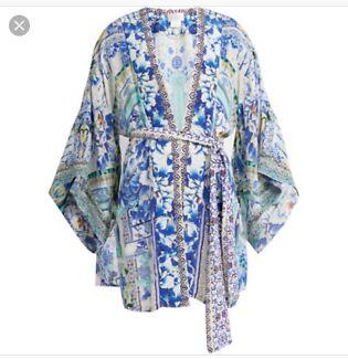 Camilla porcelain paradise kimono