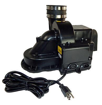 Bradford White Water Heater Exhaust Draft Inducer Blower 119388-00 265-45583-00