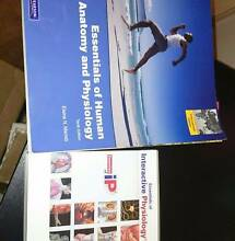 Essentials of Human Anatomy and Physiology 10th Edition with CD Rockville Toowoomba City Preview