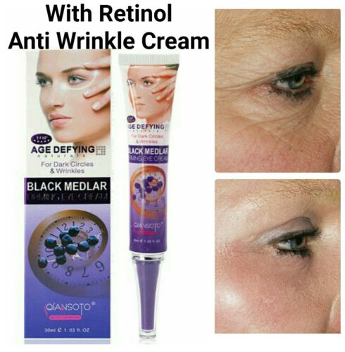 Best Anti Wrinkle Cream With Retinol Strong Strength Removes Dark Circles UK