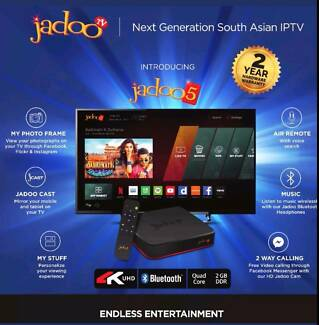Jadoo5 live channels without subscription limited time offer.