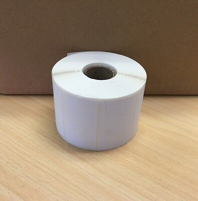 Labels 2.25 X 1.25 2-14 X 1-14 Zebra Thermal Eltron 1 Roll 1000 Labels