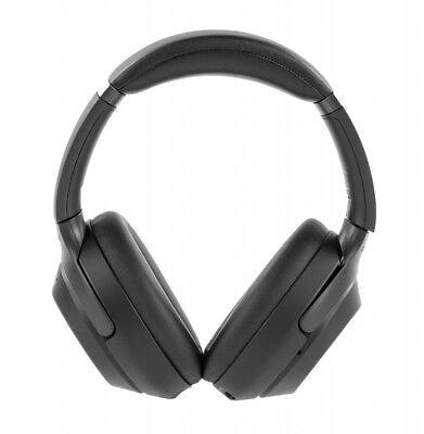 Sony Bluetooth Noice Cancelling Over-Ear-Kopfhörer WH-1000XM3, Schwarz