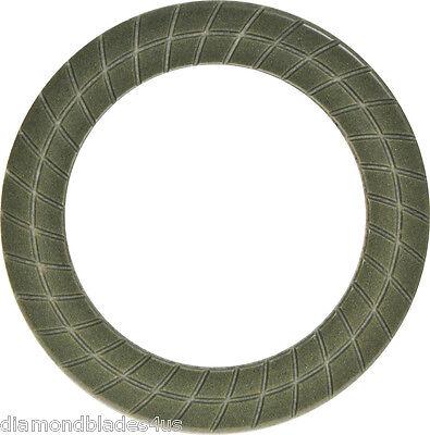 50 Grit 7 Ring Resin Grind Polish Edge Pad Concrete Floor Angle Grinder