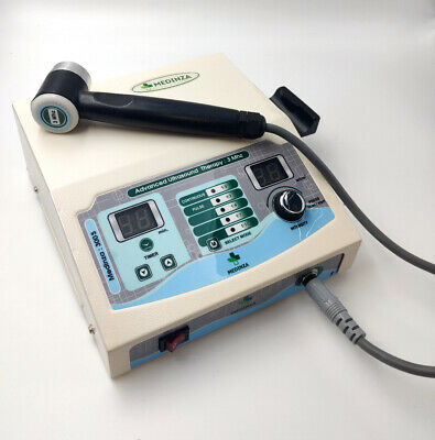 Us Ultrasound Ultrasonic Therapy Machine Physical Pain Relief 1mhz Therapy Unit