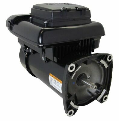 - Variable Speed ECM Pool Motor 1/2hp 2-spd Square Flange 230V Century # ECM16SQU