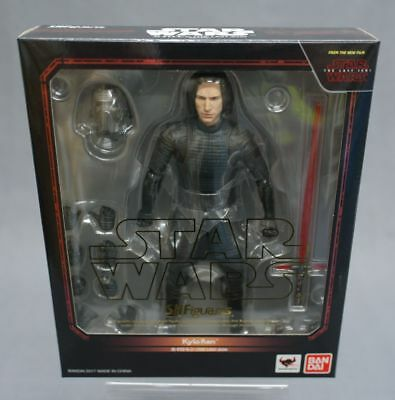 SH S.H. Figuarts Kylo Ren (The Last Jedi) Bandai Japan NEW (IN STOCK) ***