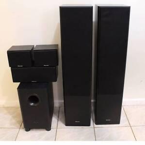 Pioneer 5.1 home theatre speaker surround sound Glen Waverley Monash Area Preview
