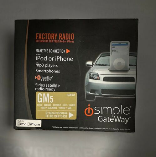 iSimple Gateway ISGM575