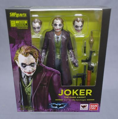 SH S.H. Figuarts Joker (The Dark Knight) Bandai Japan NEW ***