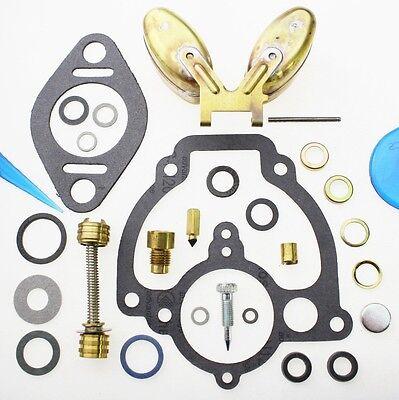 Carburetor Kit Float Fits International Harvester Ihc Sd 220 105604r91 11395 I53
