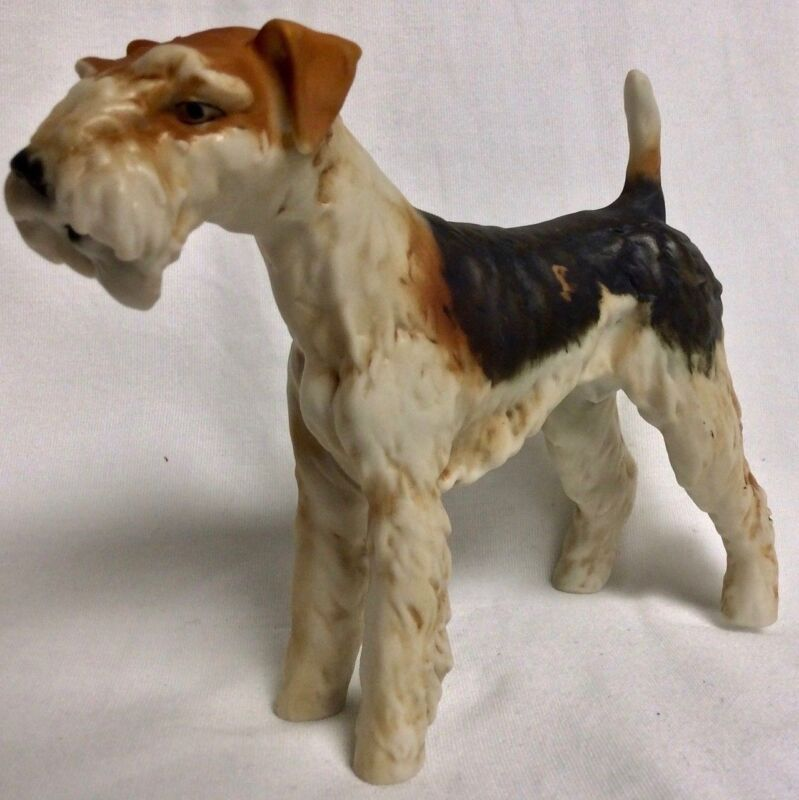 Fox Terrier Kriser Poyellan P80-21 - Lot FT9