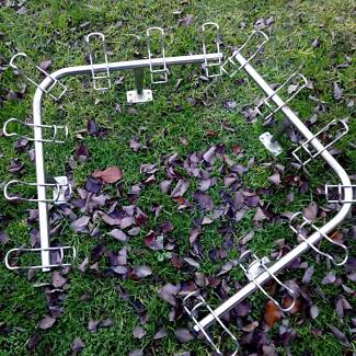 Snapper racks for sale in good condition..