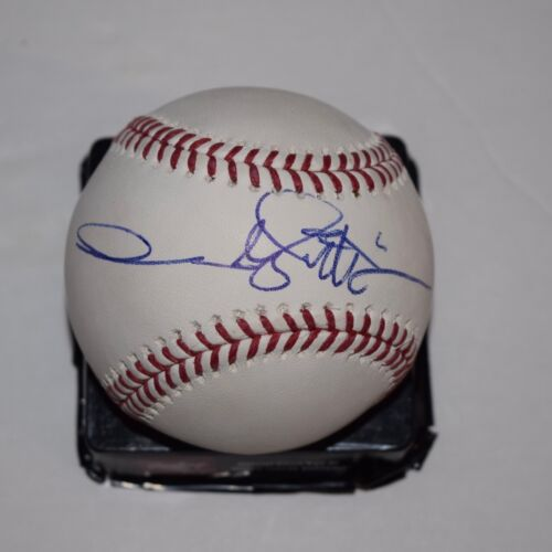 Andy Muschietti Signed Autographed MLB Baseball IT CHAPTER TWO 2 PSA/DNA COA
