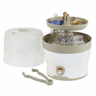H+H Dampfsterilisator Vaporisator 6 Babyflaschen Sterilisator Bs 29
