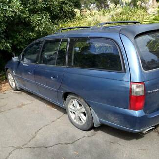 Holden Vy Wagon for sale, rego, low ks