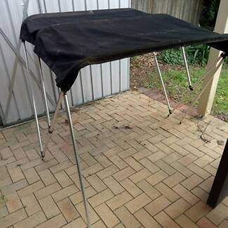 Boat canopy/bimini for sale in good condition...