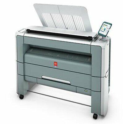 Oce Plotwave 300 Black And White Large Format Printer