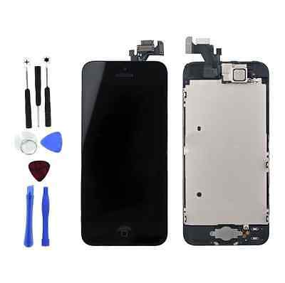 LCD Touch Screen Display Digitizer Assembly Replacement for iPhone 5 Black Tools on Rummage