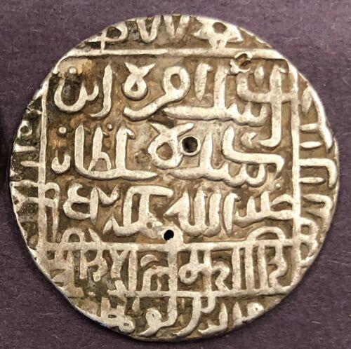 India, Delhi Sultanate, Islam Shah Suri (1545-52), Silver rupee D980, AH 952, VF