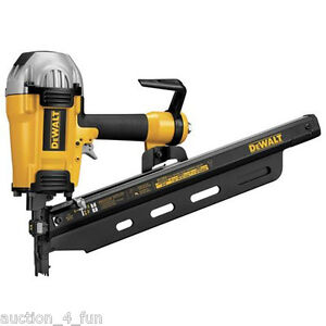 DeWalt-D51850R-2-3-1-2-Full-Round-Head-Framing-Nailer-Gun-Tool-FRH