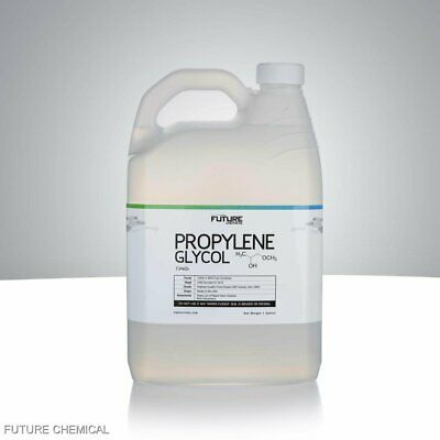 Propylene Glycol 99.998 High Purity Usp Grade 1 Gallon Jug